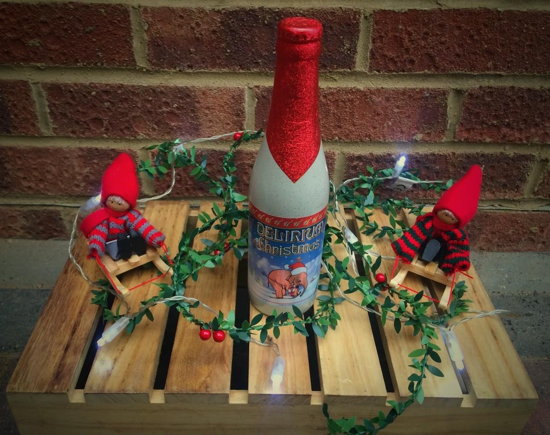Рождественское пиво Delirium Christmas от Huyghe