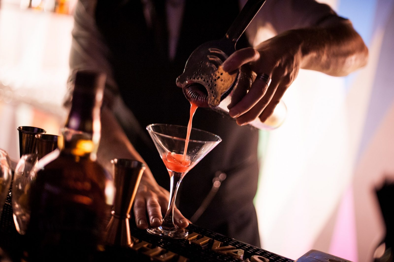 Картинки про бармена