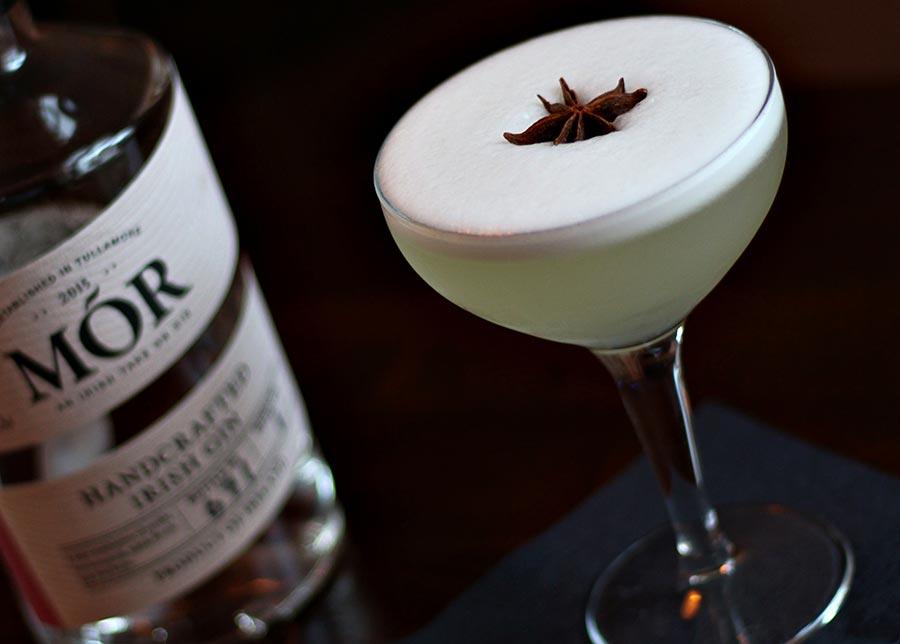 Вариации коктейля Белая леди (White lady