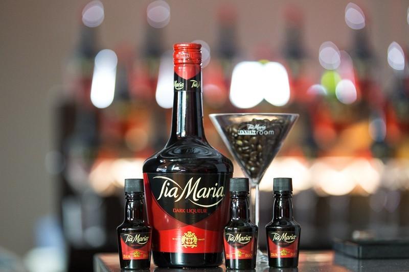 Ямайский кофейный ликёр Tia Maria
