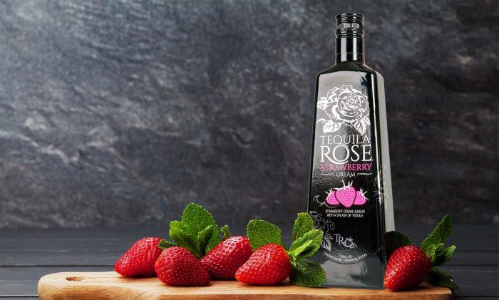 Ликёр Tequila Rose Strawberry Cream