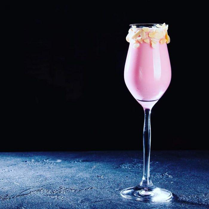 Коктейль Розовая пантера