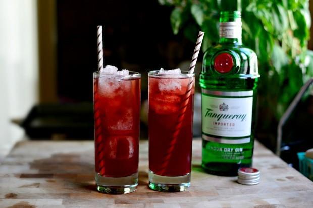Коктейль Английская девственница (Cocktail British Virgin)