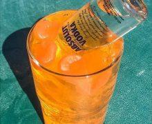 Коктейль Сила апельсина (Cocktail Orange Power)
