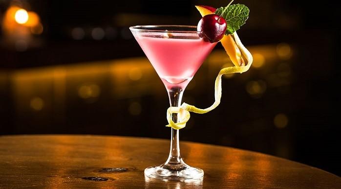 Коктейль Френч Мартини или Французский Мартини (French Martini cocktail)