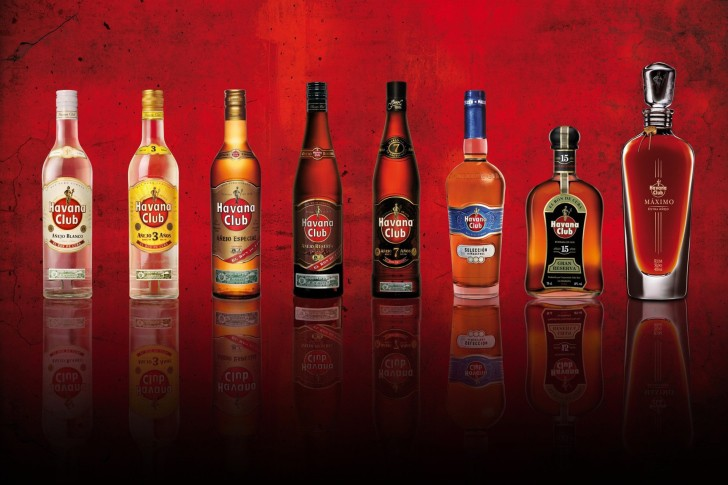 Ром Гавана Клуб (Havana Club Rum)