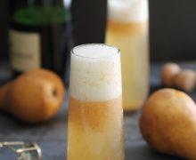 Коктейль Грушевый лёд (Pear Ice Cocktail)