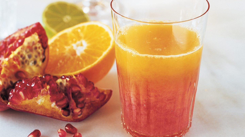 Гранатово-апельсиновый антиоксидант
