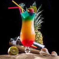 Безалкогольный коктейль Радуга