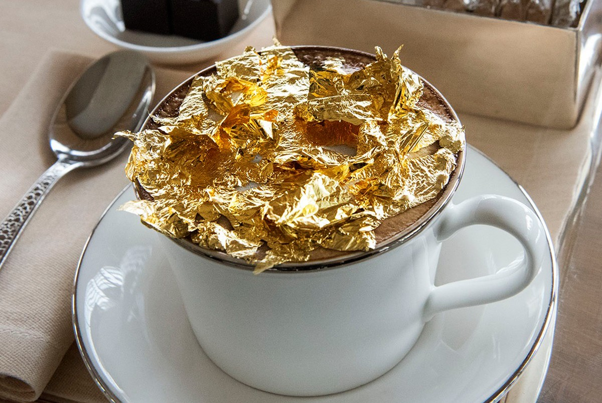 Gold Cappuccino