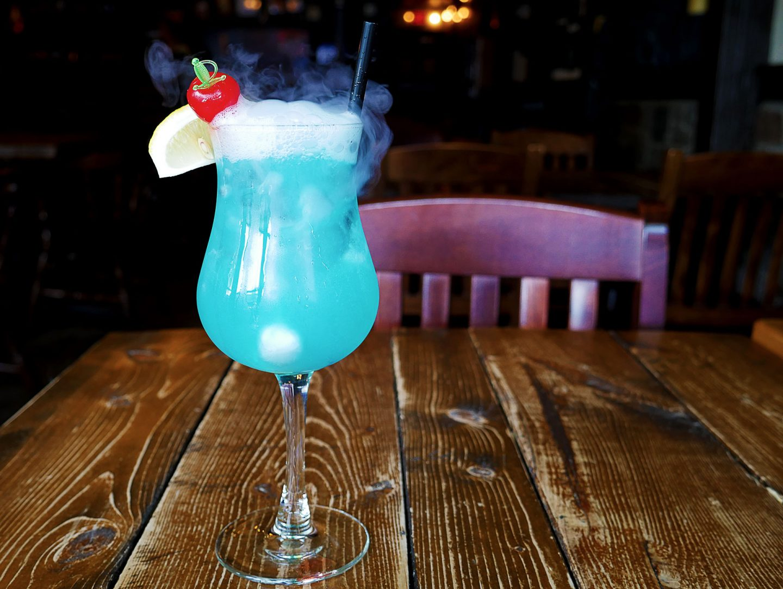 Vesuvius Cocktail
