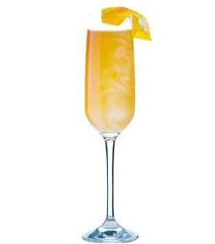 Коктейль Персиковая пряная Мимоза (Peachy Keen Mimosa)