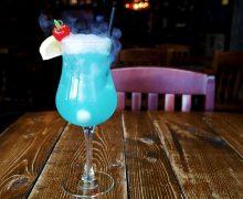 Коктейль Морская пена (Cocktail Sea Foam)
