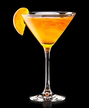 Персиковый мартини (Peach Martini Cocktail)
