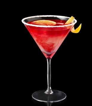 Коктейль Рубиновая капля (Ruby Drop Cocktail)