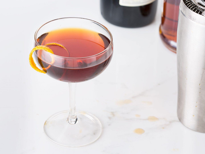 коктейль Chine Fight Cocktail