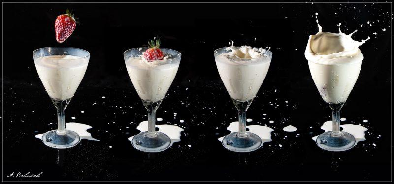 Белые алкогольные коктейли