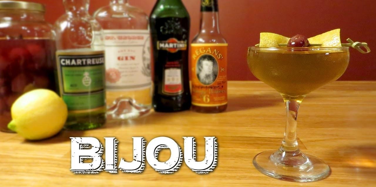 Коктейль Бижу (Bijou)