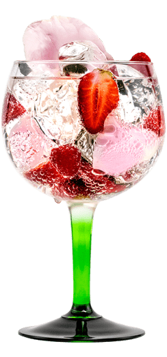 Rose Berries Tanqueray Fever-Tree