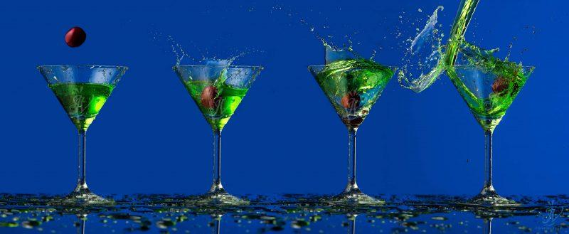 Зелёные коктейли (Green Cocktail)