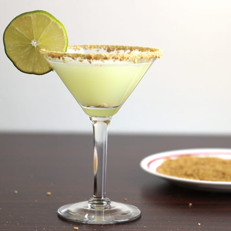 Коктейль Key Lime Martini