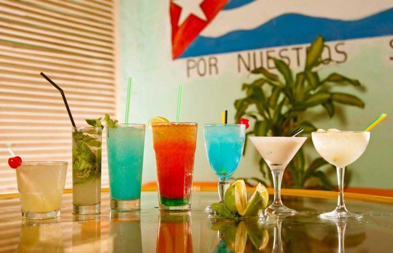 Кубинские коктейли