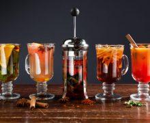 5 горячих зимних коктейлей