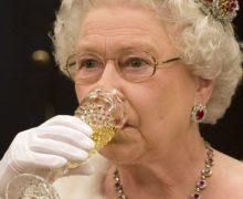 Любимые алкогольные напитки Елизаветы II