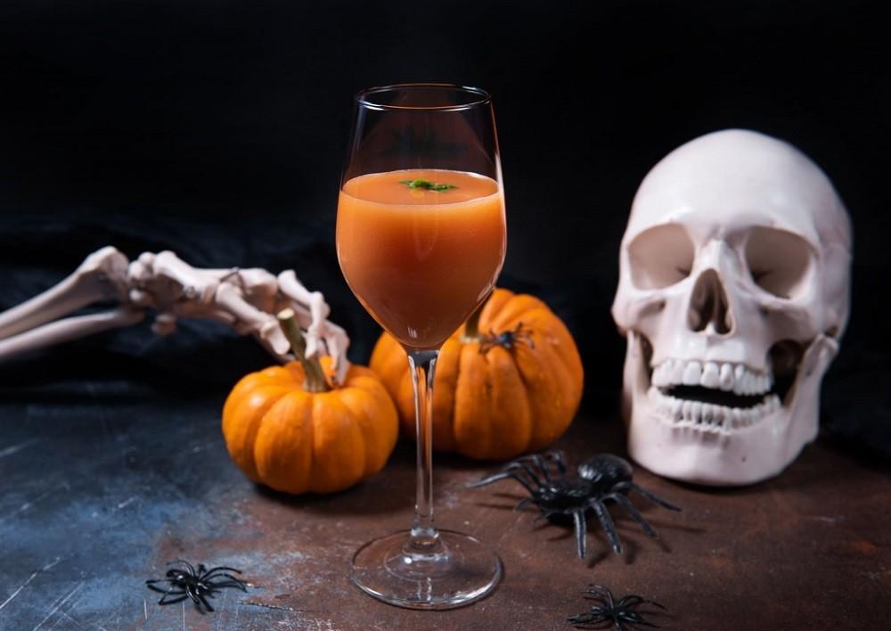 Halloween твисты